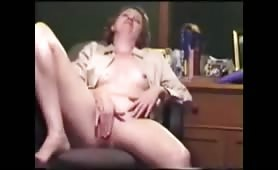 Irish MILF Orgasm